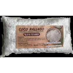 Coco rallado x 250gr