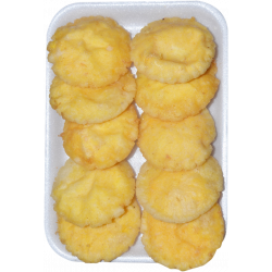 Arepita de huevo x 10 und